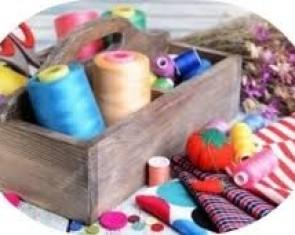 Швейная фурнитура и материалы для рукоделия
