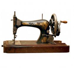 История появления швейной машинки