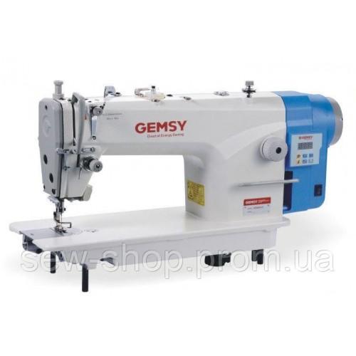 Промышленная швейная машина Gemsy GEM 8801 E-В с увеличенным челноком