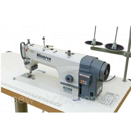 Промышленная швейная машина Minerva M818-1JDЕ-TY с функцией обрезки нити
