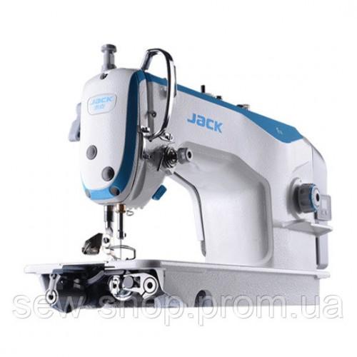 Промышленная швейная машина Jack JK F4-7 серво